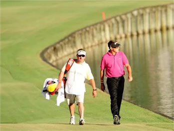 Golf Caddie Jobs