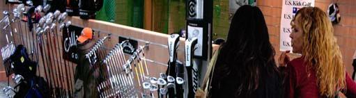 Golf Sales Representative